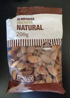 Almendra natural - Producto - es