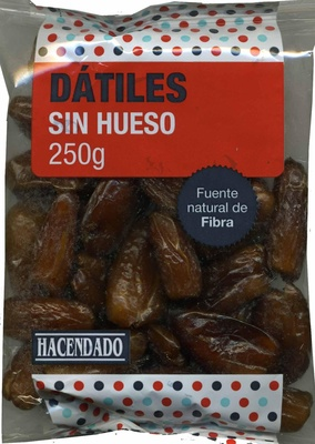 Dátiles sin hueso - Producte - es