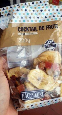 Cocktail de fruta deshidratada - Product - es