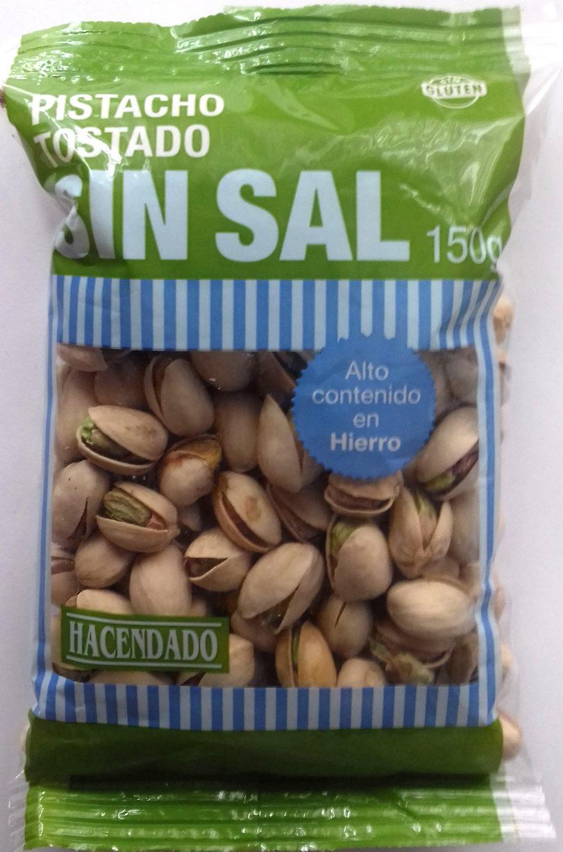 Pistacho tostado sin sal - Product - es
