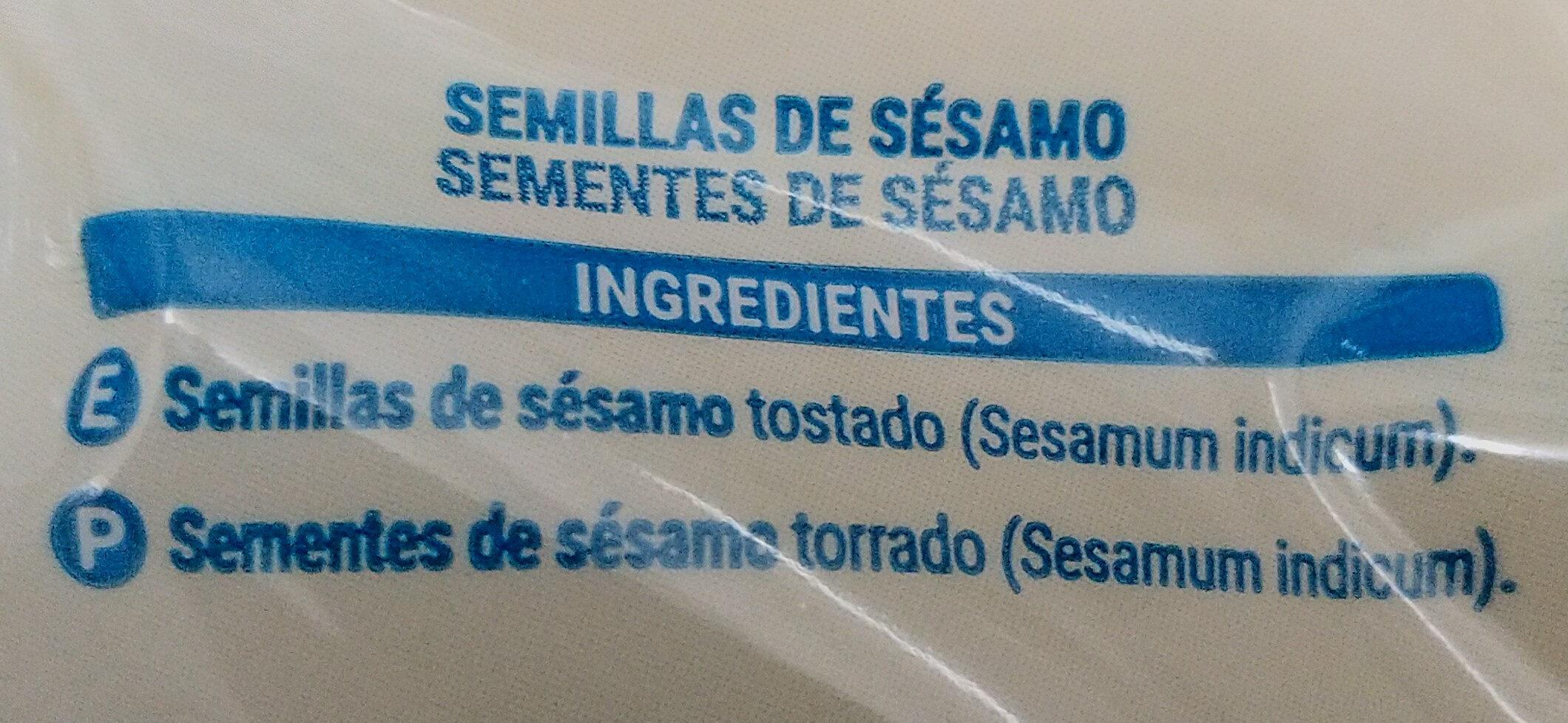 Sésamo - Ingredienti - es
