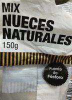 Mix Nueces Naturales - Product