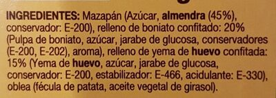 Pan de Cádiz - Ingredients