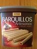 Barquillos Artesanos - Product