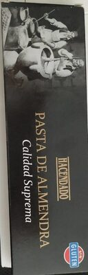 Pasta de Almendra - Producto - es
