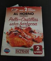 Sazonador Para Hornear Sabor Barbacoa - Producte - es