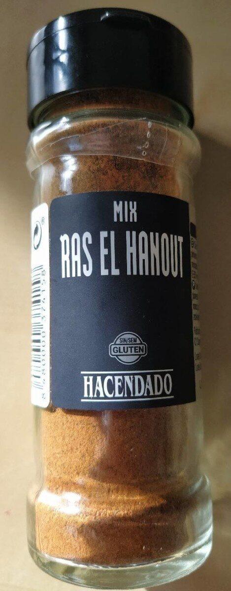 Mix Ras El Hanout - Producto - fr