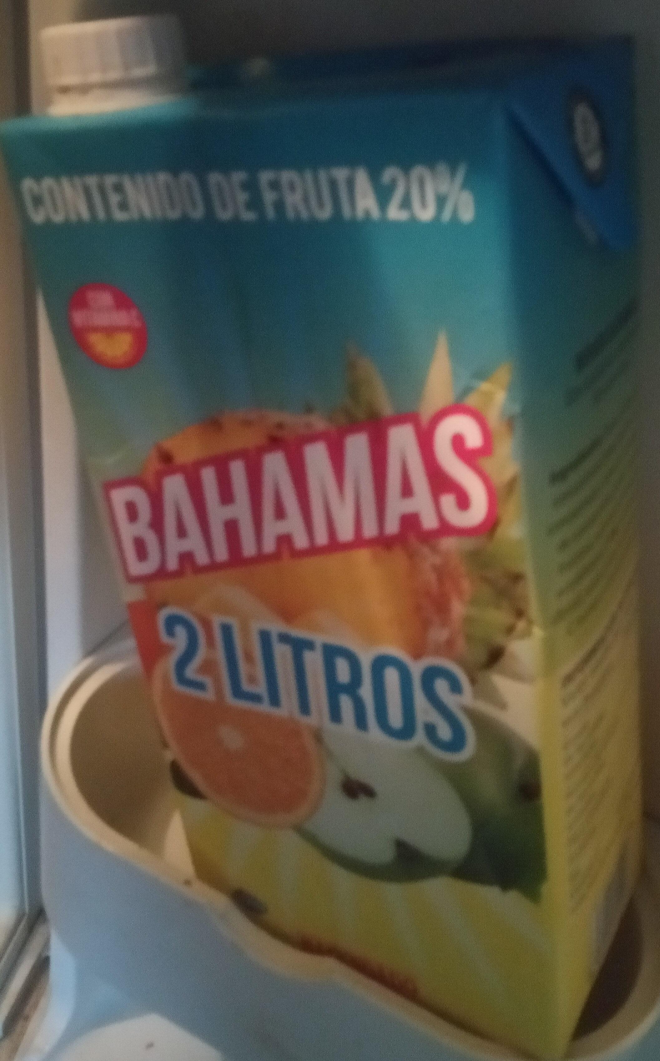 Bahamas - Información nutricional - es