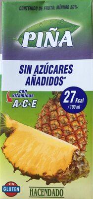 Jus d'ananas - Prodotto - es