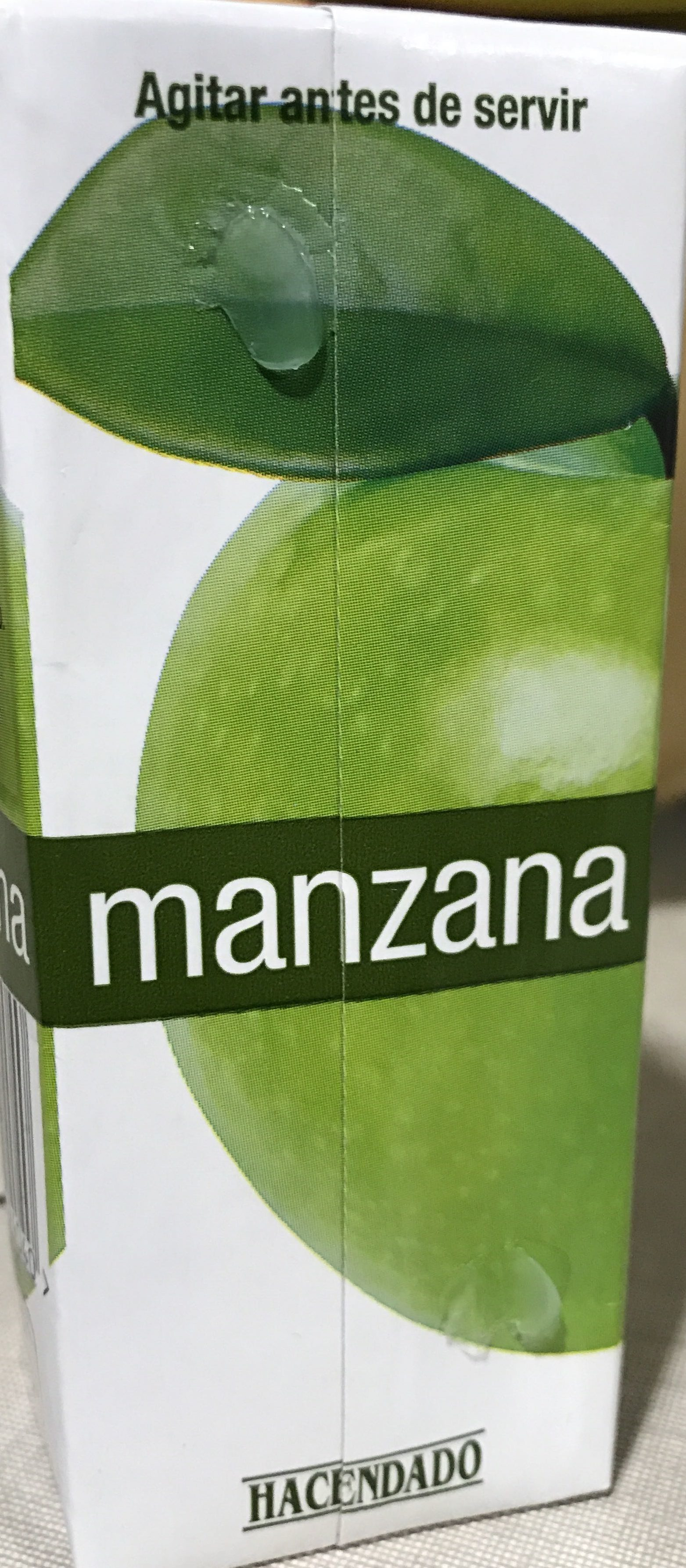 Zumo de manzana - Producte - es