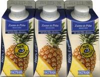 Zumo de piña exprimido refrigerado - Product - es