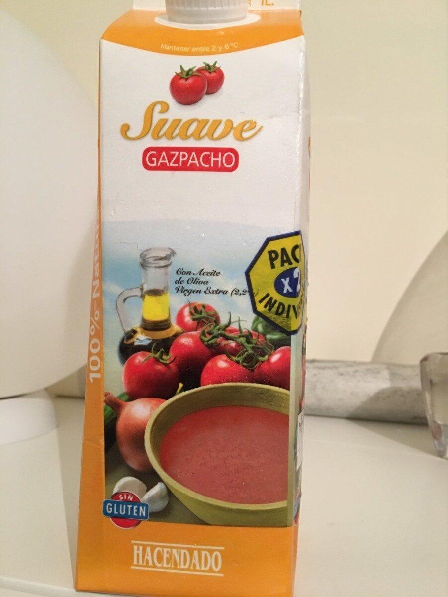 Gazpacho suave - Producto - es