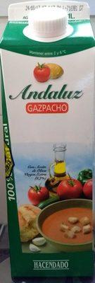 Gazpacho Andaluz - Product