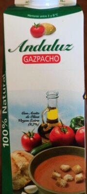 Gazpacho Andaluz - Producto - es