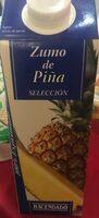 Zumo de piña - Producte