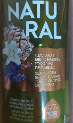 champu natural Mercadona - Producto - en