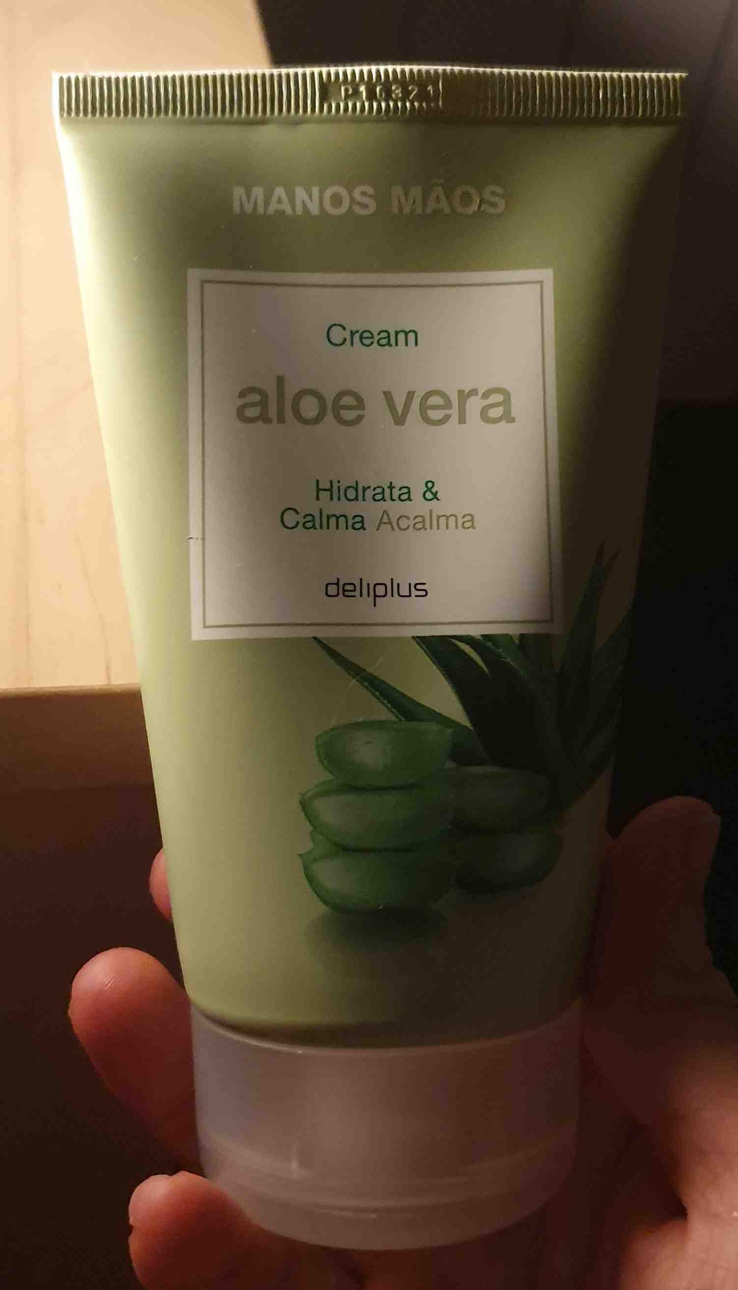 Crema de manos de aloe vera - Product
