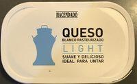 Queso Blanco Pasteurizado Light - Produkt