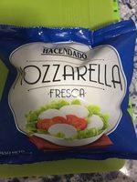 Mozzarella - Producto