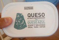 Queso queso azul - Producte