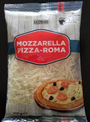 Mozzarella pizza-roma - Hacendado - 200 g