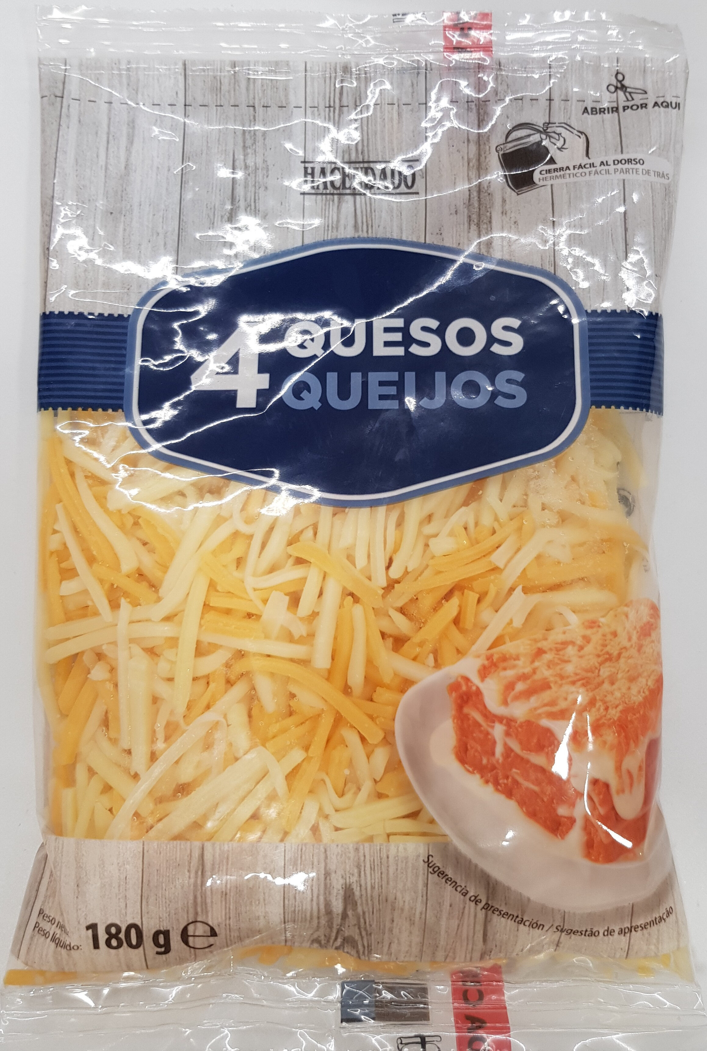 4 Quesos - Product