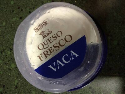 Queso fresco vaca - Producte - es