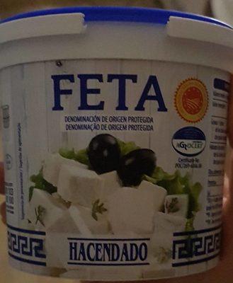 Feta - Producte