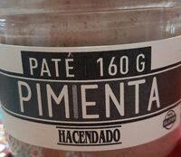 PATE PIMIENTA - Producto - es
