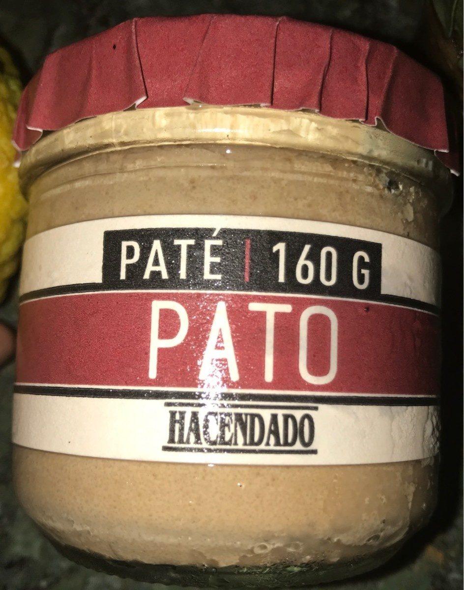 Paté de pato - Product