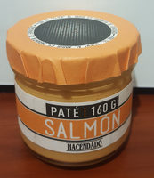 Paté de salmón - Product - es