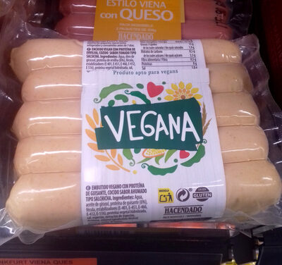 Salchichas veganas - Producto