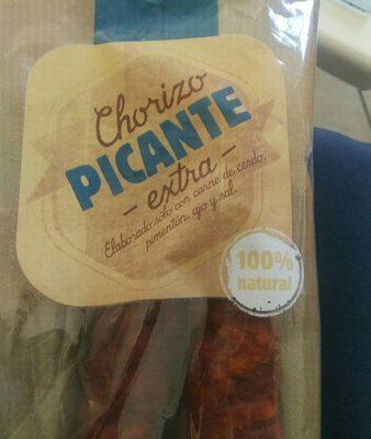 Chorizo picante - Producte