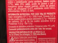 Sándwich, atún, huevo y tomate - Informació nutricional