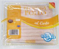 Pechuga de pollo al corte - Prodotto - es
