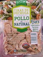 Pollo al natural - Producte - es