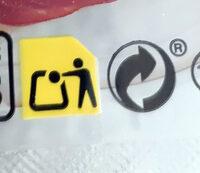 Chorizo extra - Instruction de recyclage et/ou informations d'emballage - es