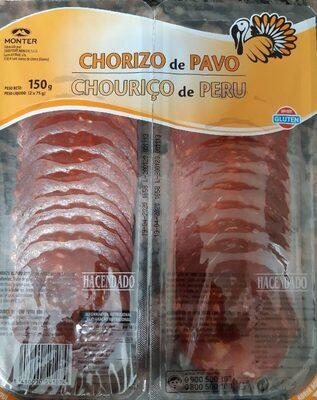 Chorizo de pavo - Producto - es
