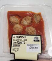 Albóndigas con tomate - Prodotto - es