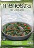 Menestra de verduras congelada - Producto