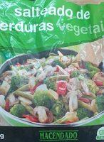 Salteado de verduras - Prodotto - es