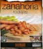 Zanahorias en rodajas congeladas - Producte