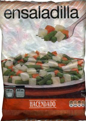 """Ensaladilla congelada """"Hacendado"""" - Producto"""