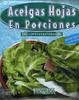 """Acelgas en hojas congeladas """"Hacendado"""" En porciones - Produit"""