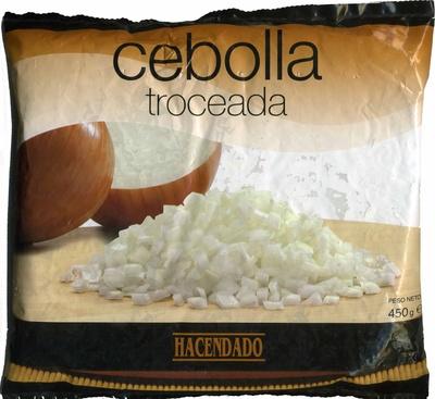 Cebolla troceada - Producto - es