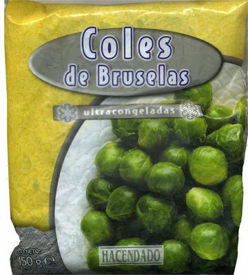 Coles de Bruselas - Producto - es