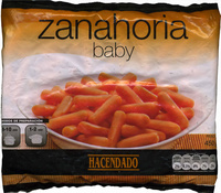 Zanahoria baby - Producto - es