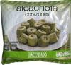 """Corazones de alcachofa congelados """"Hacendado"""" - Produit"""