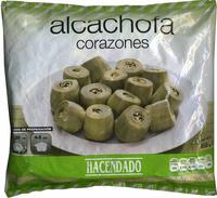 """Corazones de alcachofa congelados """"Hacendado"""" - Product - es"""