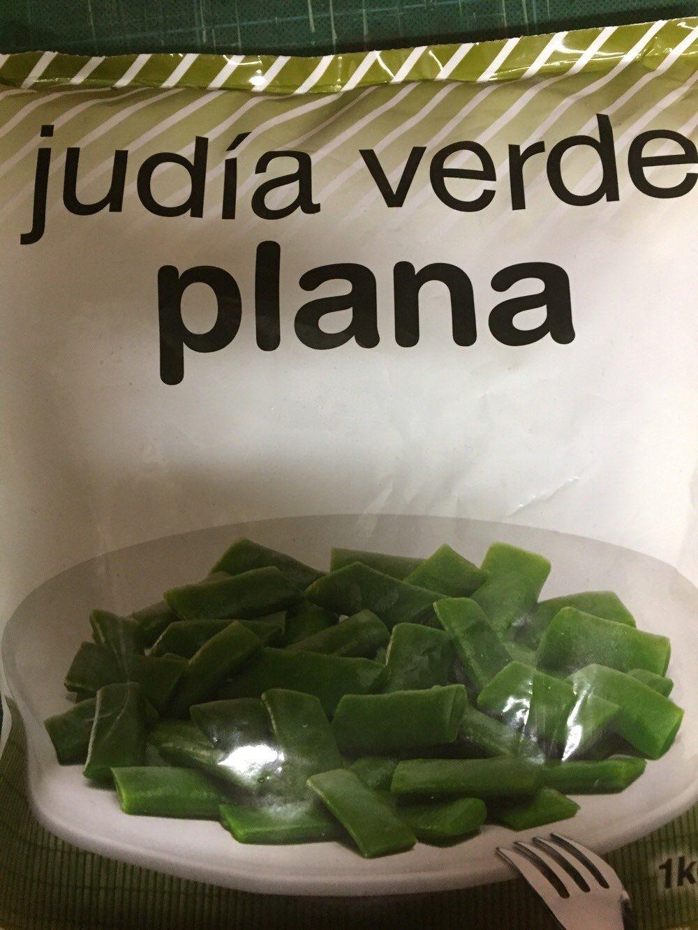 Judía verde plana - Product
